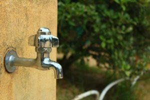 壁付け単水栓