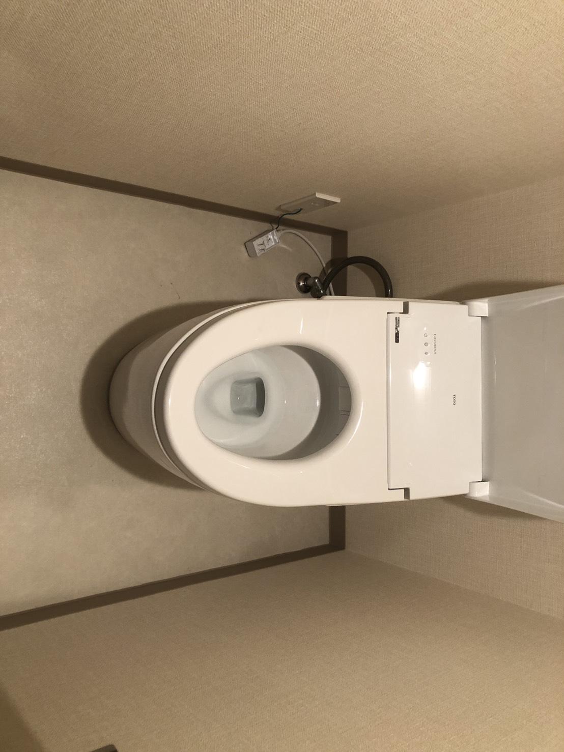 トイレ施工007