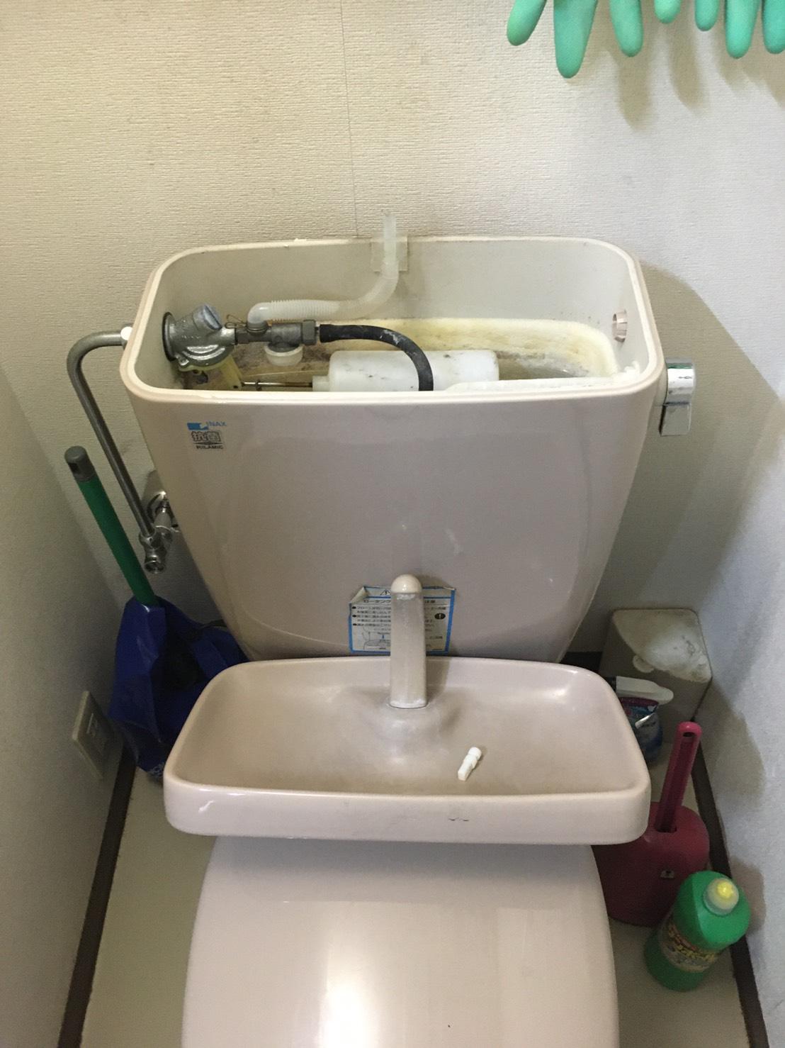トイレ施工059