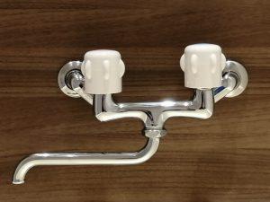 壁付混合水栓