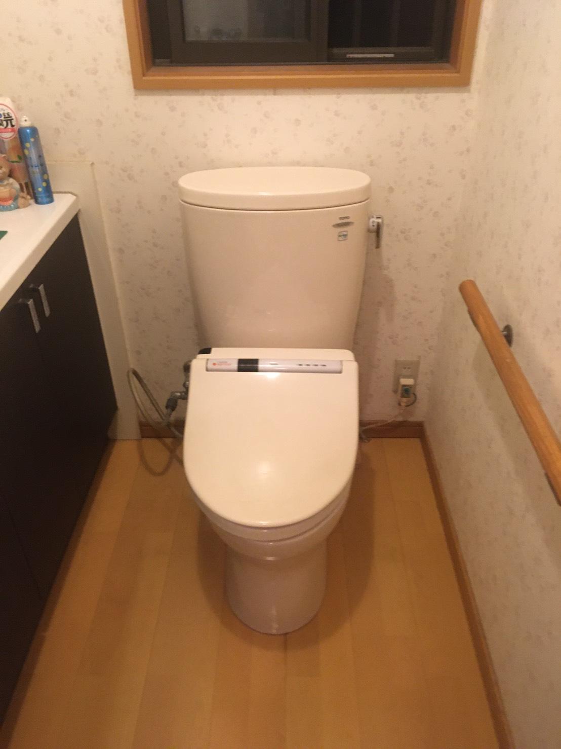 トイレ施工077