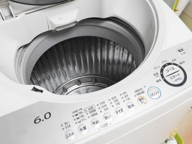 洗濯機 つまり