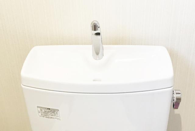 トイレタンク 掃除
