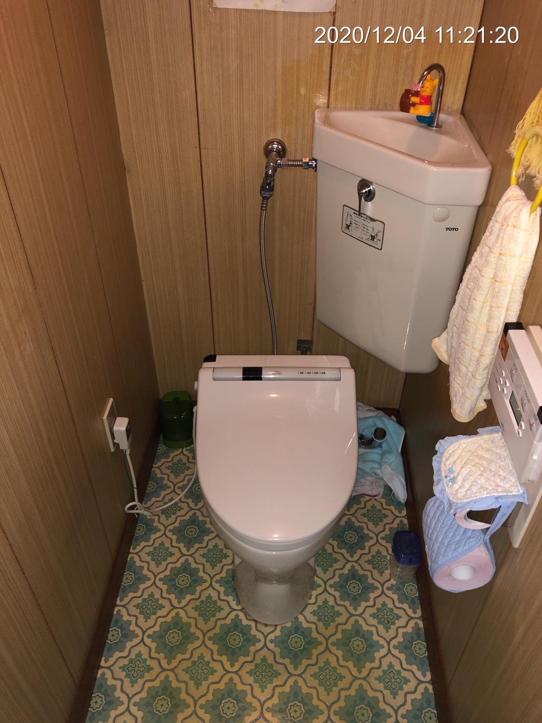 トイレ施工001