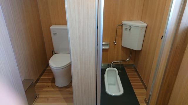 和式トイレ 洋式