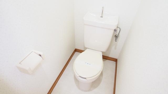 トイレ 水 抜き