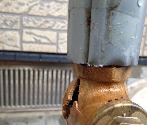 水道 管 破裂 したら
