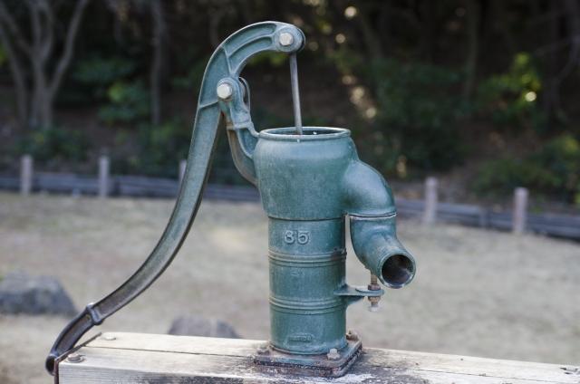 井戸 ポンプ 水が出ない