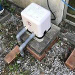 井戸 ポンプ 水漏れ